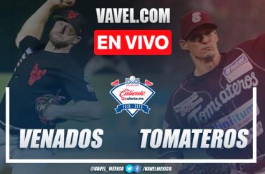 Resumen y carreras: Venados de Mazatlán 3-4 Tomateros de Culiacán en Juego 2 Final LMP 2020