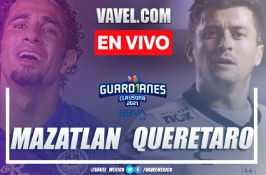 Goles y Resumen del Mazatlán FC 3-0 Querétaro en la jornada 8 del Guard1anes 2021