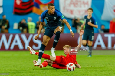 Kylian Mbappe will be key for France if they are to win their second World Cup.