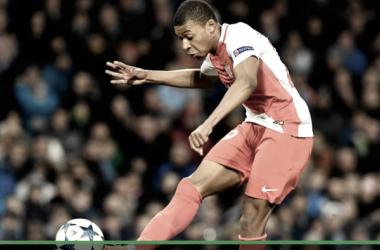 En la imagen, el jugador Kylian Mbappé / Fuente: AS MÓNACO
