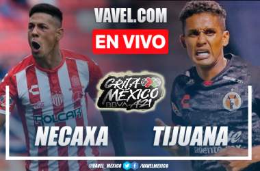 Goles y resumen del Necaxa 3-0 Tijuana en Liga MX 2021