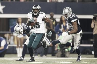Resultado Dallas Cowboys - Philadelphia Eagles en la NFL 2014 (38-27)