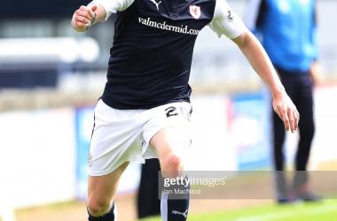 Striker Declan McManus joins Falkirk on loan