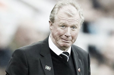 Toon boss has a tough job to keep Newcastle in the Premier League (the mag)