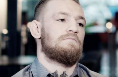 Conor McGregor has angered the WWE Universe (image: fightstate.com)