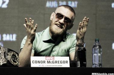 McGregor is a big draw in the UFC / MMAjunkie.com