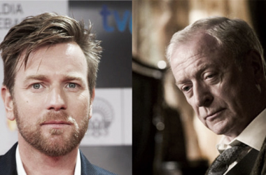 Ewan McGregor y Michael Caine. / Foto: VAVEL.