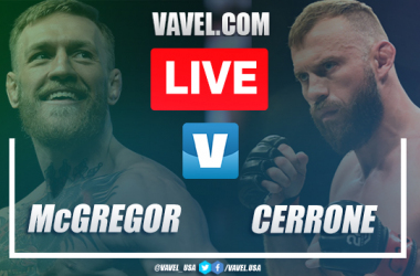 Full Highlights: Conor McGregor vs Donald 'Cowboy' Cerrone on UFC 246