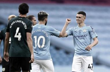 Com autoridade, Manchester City goleia Burnley na Premier League