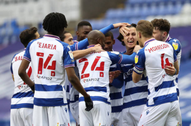 Reading 2-1 Luton Town: Reading get back to winning ways with victory over Luton
