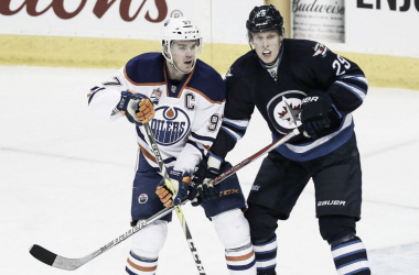 Connor McDavid & Patrick Laine; dos piezas claves del futuro de la NHL - Getty Images