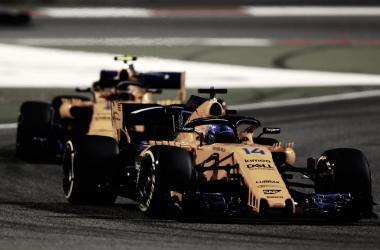 Previa de Mclaren-Renault en el GP de China 2018: a seguir luchando