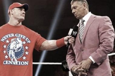 "Mr McMahon says John Cena is ""everything"" to his company (image: f4wonline.com)"
