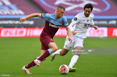 West Ham United 0-1 Burnley: Rodriguez header difference in tight game