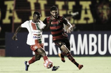 Resultado final Sport x Salgueiro pelo Campeonato Pernambucano (3-1)