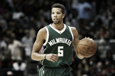 Michael Carter-Williams will mainly serve as depth, thus potentially satisfying the backup point guard need on the Houston Rockets roster. Photo Credit: Brett Davis (AP Photo)