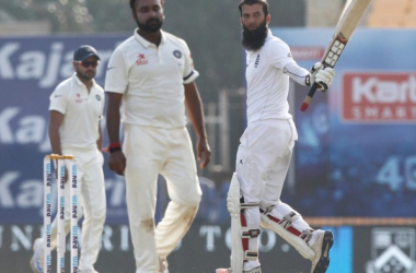 India vs England - Fifth Test, Day One: Ali's fifth test century puts England in command after poor start