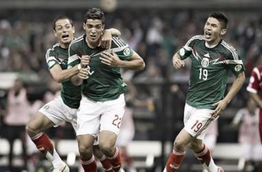 México - Nigeria: Última parada del tren