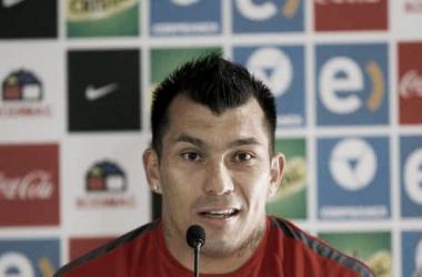 Medel jugará su tercer partido en Lima con la Selección Chilena (FOTO: deportes.terra.cl)