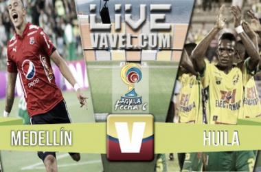 Dep. Ind. Medellín vs Atlético Huila | Foto: VAVEL Colombia