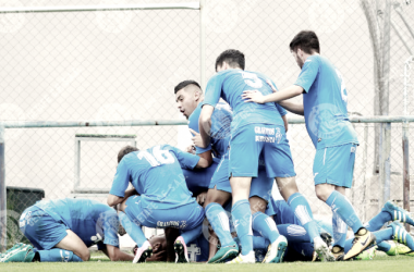Buena jornada en las inferiores del Getafe / Fuente: Getafe CF