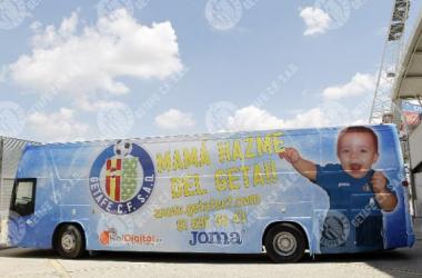 """""""Mamá hazme del Geta"""" es la nueva campaña del Getafe. (FOTO: getafecf.com)"""