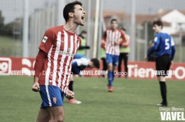 Claudio Medina, máximo goleador del equipo | Imagen: Diego Blanco -VAVEL