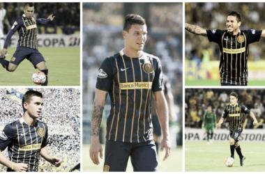 Cervi se va a Benfica y por Lo Celso se espera oferta, los otros se quedan. (Foto: Web)