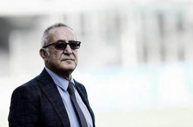 Il presidente del Benevento Oreste Vigorito | Beneventocalcio.club