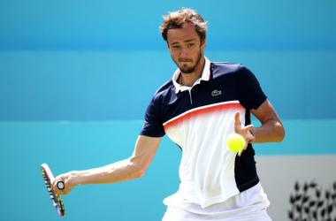 ATP Queen's- Day1: Medvedev passeggia su Verdasco, Cilic avanza