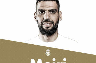Salah Mejri vuelve al Real Madrid de baloncesto | Foto: Twitter (@RMBaloncesto)