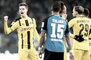 Previa Borussia Dortmund - Hoffenheim: mano a mano por la Champions