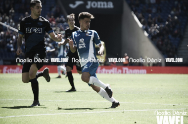 La afición sigue reclamando a Óscar Melendo