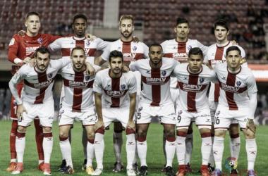 Ojeando al rival: Huesca, llega el líder