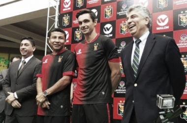 Melgar es el vigente campeón peruano. Foto: Michael Ronceros, Fútbol90'