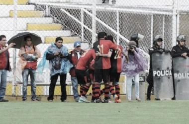 Melgar buscará su segundo título nacional, después de el obtenido en 1982. Foto: Yoel Quispe, Fútbol 90'.