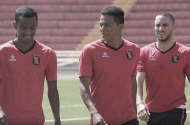 Melgar solamente ha sacado una victoria en la Copa Libertadores ante Emelec. (Foto: Facebook - FBC Melgar)
