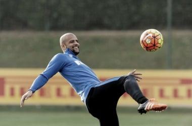 Felipe Melo explica fama de 'bad boy' e diz que a Internazionale está focada em conquistar o scudetto