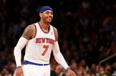 Carmelo Anthony Buys Soccer Team In Puerto Rico