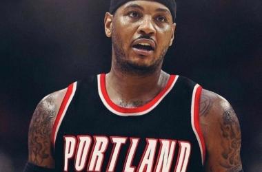Retour discret mais encourageant pour Melo en NBA