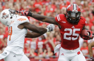 Melvin Gordon ran all over the Bowling Green defense on Saturday (Morry Gash / AP Photo)