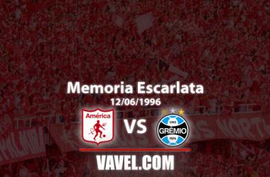Memoria 'escarlata': Remontada y clasificación a la final de la Copa Libertadores 1996