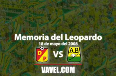 Memoria del 'leopardo': a 12 años del último juego ante los 'matecañas' en primera división