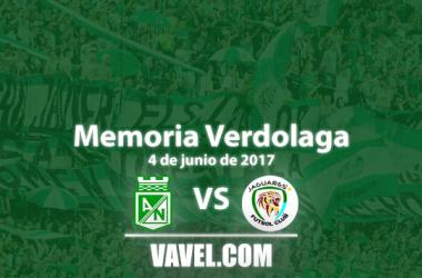 Memoria 'verdolaga': dejando en el camino a Jaguares en los cuartos de final de la Liga 2017-I