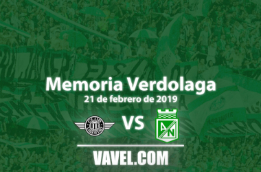 Memoria verdolaga: el primer round en la fase 3 de la Libertadores 2019