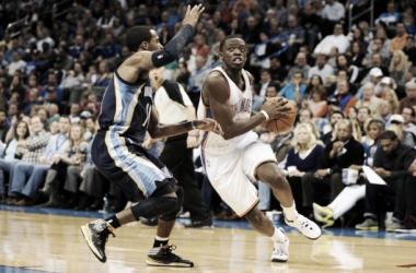 Oklahoma City Thunder - Memphis Grizzlies: un duelo de viejos conocidos