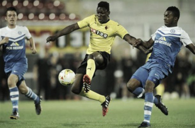Young hornets suffer defeat to R's ahead of league opener