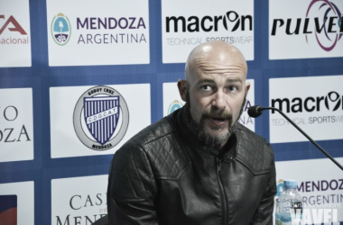 "Sebastián Méndez: ""Nos costó mucho ganar"""