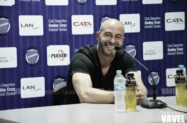 Resumen Godoy Cruz VAVEL: Sebastián Méndez
