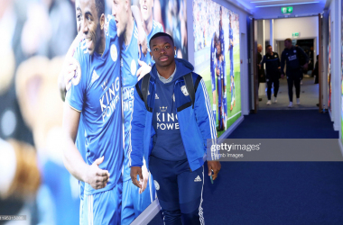 Back in the team for Leicester last week, before a knee injury potentially put him back below Wilfried Ndidi in the pecking order, could this man be looking for a new challenge? (Photo: Getty Images)
